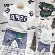 11 snop shopping ทั้งชุด 3 ชิ้น ชุดสูทเด็ก ชุดสูทเด็กชาย เสื้อผ้าเด็ก ชุดออกงานเด็ก  ครบชุดไม่รวมรองเท้า  สินค้าพร้อมส่งที่ไทย