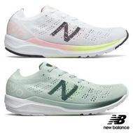 【New Balance】輕量跑鞋 W890BG7/W890WO7-B 蘋果綠/白色 女性
