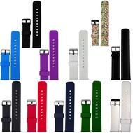 適用於三星S3運動手錶錶帶 AMAZFIT華米智能手錶通用硅膠表帶 Samsung S3手錶替換帶 22MM更換腕帶