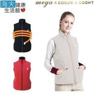 【海夫健康生活館】MEGA COOHT 3M 日本 女用 電熱 加熱 背心 (HT-F701)