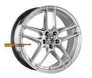 【美麗輪胎舘】耀麒 H736 新款 17吋 鋁圈樣式 5孔112~114.3 7.5J ET42 高亮銀