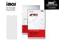 """""""扛壩子"""" imos官方授權總經銷 免運 imos 3SAS Google Pixel 3a XL 雷射切割 完美貼合 螢幕保護貼"""