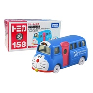 【TOMICA】多美小汽車 Dream小汽車 50週年 哆啦A夢 巴士 No.158