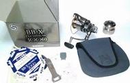 吳大 shimano BBX-TECHNIUM 3000 雙線杯 煞車捲線器 可交換路亞或雷強捲線器