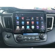 豐田TOYOTA 13 RAV4 10.2吋大螢幕專用安卓主機 Android 導航/觸控式螢幕/行車紀錄器