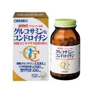 殻糖胺&kondoroichin(約360粒)Orihiro正規的物品 kenkoion