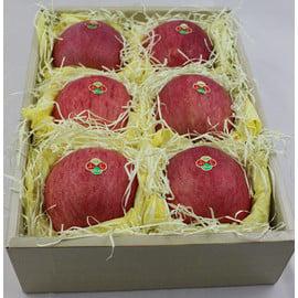 日本富士蘋果(選用日本最高等級產地山彌農場的特選蘋果L號 )年節水果禮盒