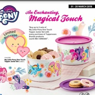 Tupperware  Pony One Touch