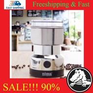 เครื่องบดกาแฟไฟฟ้า ขนาด 10x16cm.เครื่องบดเมล็ดกาแฟ เครื่องทำกาแฟ พกพา เครื่องเตรียมกาแฟ ขนาด Electric Coffee Grinder