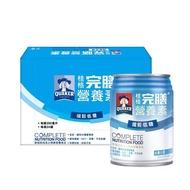 【桂格】完膳營養素纖穀低糖口味250ml*24入
