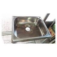 DS水電王~不鏽鋼水池 水槽 洗菜池 洗菜槽 鋁支架 白鐵支架 1.5尺 1.6尺 1.8尺 其他尺寸可詢問