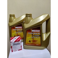 Toyota Oil 5w 40 Fully Synthetic
