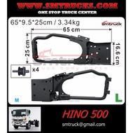 HNM03-709 大燈支架/附螺絲 HINO500 福將2003 日野 貨卡車零件