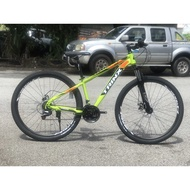 LOCAL SELLER READY STOCK 👒exercise bike👒 [NEW ARRIVAL🚴♂️] MOUNTAIN BIKE 29er TRINX K016 PRO WITH SHIMANO 21 SPEED🚴