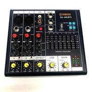 YAMAHA  MIXER DJ-4G 4 channel