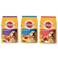 PEDIGREE Dry Dog Food Adult Chicken & Vegetables 3kg Dog Dry Food