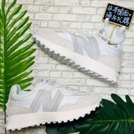 【日本海外代購】New Balance MS327 復古 米白 麂皮 白灰 慢跑鞋 余文樂 灰白 大N WS327SFD