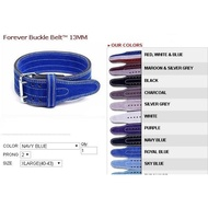 【Fufilo美國代購】含運 Inzer Forever Buckle Belt傳統健力10MM 13MM腰帶<歡迎詢價