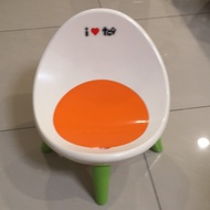 兒童蛋形椅,適合五歲以下兒童(二手)