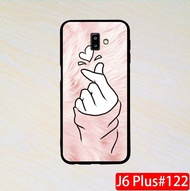 Samsung J6 plus เคสสกรีน #122