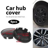 4 PCS Car Wheel Hub Cover For 65.5mm-55.7mm Wheel Center Rim Hub Caps outer diameter 65.5mm Car Exterior Wheel Center Cap Cover