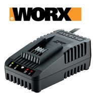 【WORX 威克士】20V 2A 橘標鋰電充電器(WA3880)