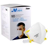 Makrite 淨舒式N95口罩 盒裝20入 (現貨供應, 數量有限)  【醫康生活家】
