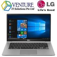 "LG GRAM 14Z980-G.AA7CA3 i7-8550U 8G 512SSD 14.0"" IPS FHD WIN10 995GRAMS"