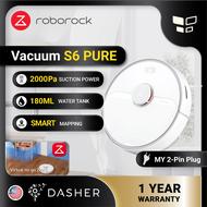 [GLOBAL VERSION] Xiaomi Roborock Smart Robot Vacuum Cleaner S50 S55 & S5 MAX & S6 Mop MiJia Mi Home App Control Robotic Vacuum and Mop Cleaner