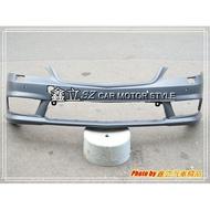※ 鑫立汽車精品 ※ BENZ W221 S65 AMG 前保 前大包 含日行燈 PP 塑膠 素材