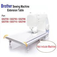 Brother 【GS2700 / GS2750 / GS2786 / GS3700 / GS3710 / GS3740】Sewing Machine Extension Table