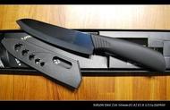 廚房好幫手~出清 下殺 7吋黑陶瓷刀+6.5吋黑大頭菜刀+6吋鏡面黑陶瓷刀 合購大特價