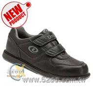 【空運預購】Dexter V-Strap (Unisex) 保齡球鞋 - 黑 (左右手打者均適用,歡迎訂購~)