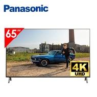 (福利品)國際牌Panasonic 65型 六原色 4K 智慧聯網顯示器 TH-65GX800W(視198068)【福利品】Panasonic 視訊盒+送免費標準安裝