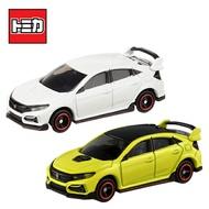 【日本正版】兩款一組 TOMICA NO.40 本田 CIVIC TYPE R Honda 初回特別式樣 多美小汽車 - 156758