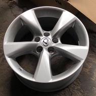 "Lexus 原廠 全新 18寸 鋁圈 18"" 7.5J 5/114.3"