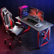 Professional E-sports Gaming Table Gaming Chair Set Superior PC Gaming Table Gaming Chair
