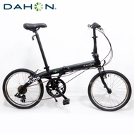 DAHON大行 VYBE D7 20吋7速鋁合金折疊單車-霧黑