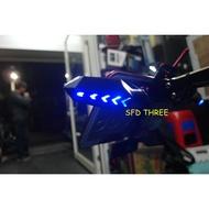 『小星精品』靈獸 L17 後方向燈 造型燈 小燈 日行燈 方向燈 外掛式方向燈 SMAX FORCE 雷霆S GTR