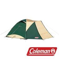 【美國 Coleman】4-6人透氣圓頂露營帳 CM-17860 帳棚.家庭帳篷 300x300cm