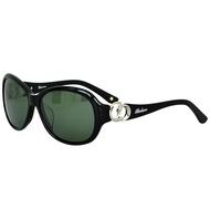 BOLON 太陽眼鏡 精緻雙環款   |  黑 660-1