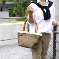 CLEDRAN|日本人氣款  輕量尼龍托特/手拿包