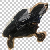 雙人推車 contours options elite tandem stroller