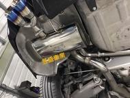 昱盛車業  HONDA k12 CIVIC FIT CR-V  改裝排氣管 尾桶 尾飾管 閥門 改裝中尾段