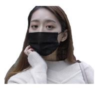 【Nick Shop】成人防塵口罩50入-50盒1組-黑(非醫療用口罩/防塵口罩)