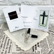 CD/Dior Homme Sport迪奧桀驁男性運動香水🌟試管小樣2ml 試用裝 隨身瓶香水