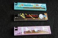 《庫存出清》全新正版授權SNOOPY史努比彩色筆蕊/史努比彩色筆芯~0.5mm~每盒有6色