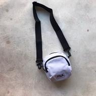 FILA 吐司側背包/小包 白色 BMU-3013-WT 男女可用