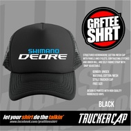Shimano DEORE - Trucker Cap by Graffiteeshirt