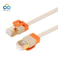 群加 Powersync CAT7室內設計款 10Gbps超高速網路線-3M (CAT7-EFIMG31)